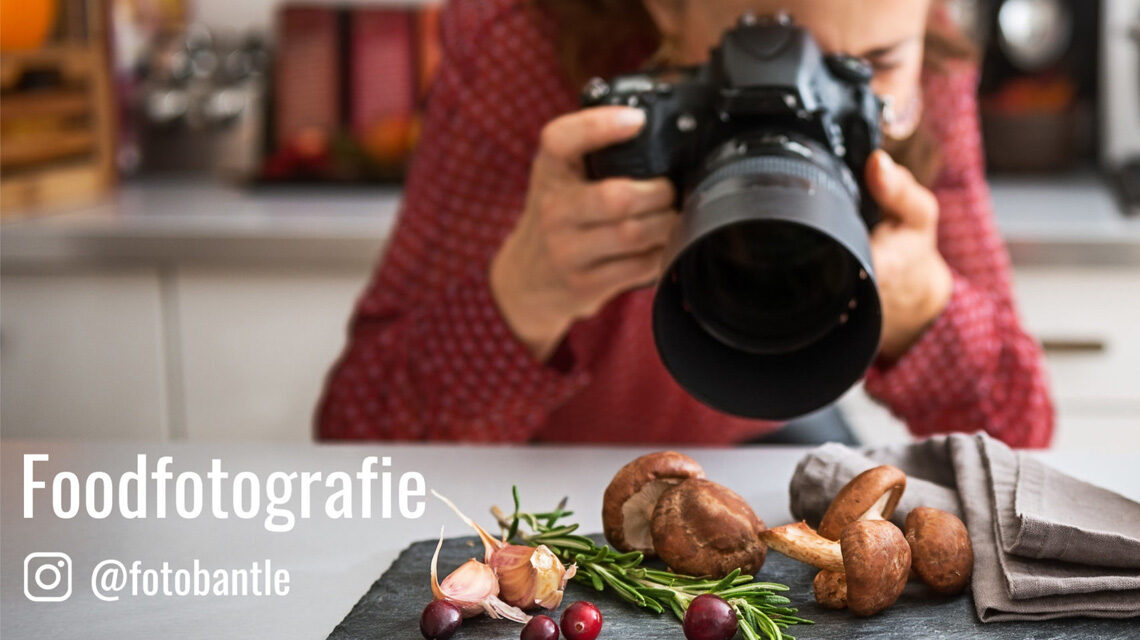 Tipps gegen Langeweile – Foodphotography