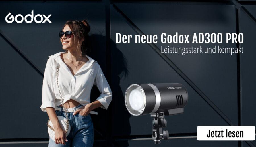 Bald im Sortiment - der neue Godox AD300 Pro vorgestellt
