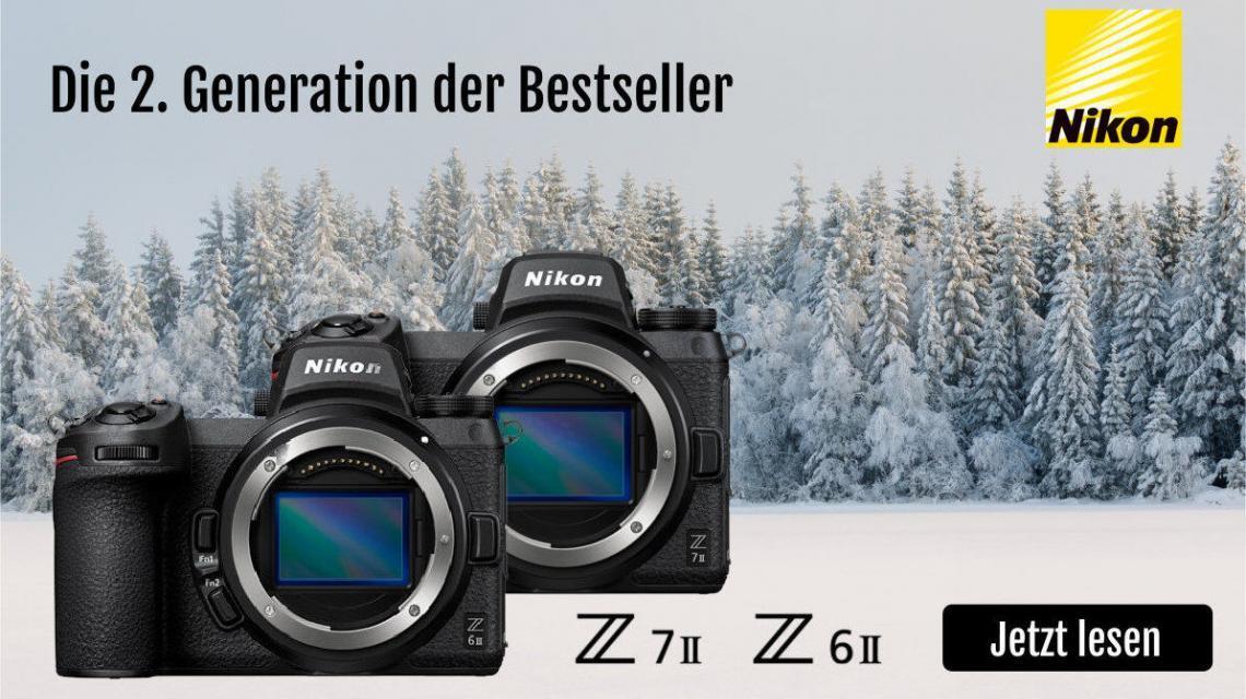 Nikon Z6II Nikon Z7II