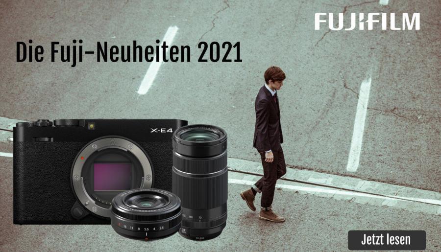 Fujifilm Neuheiten 2021