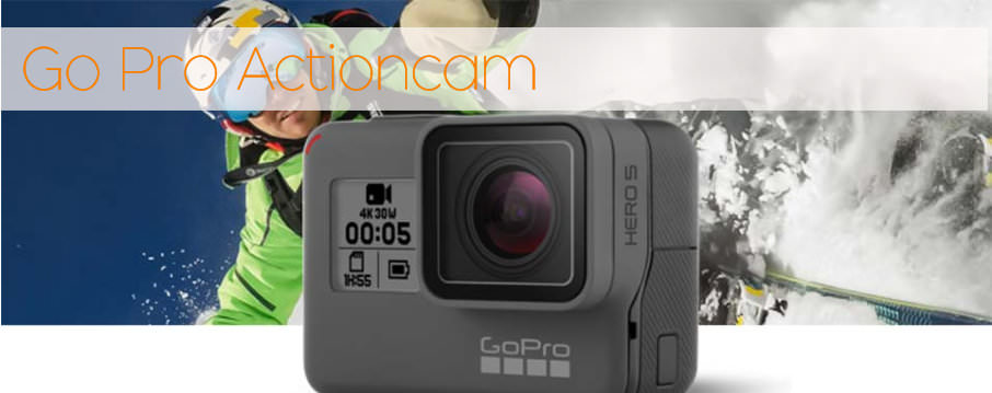 GoPro Action Cam von Fotobantle