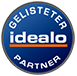 Siegel Gelisteter Idealo Partner