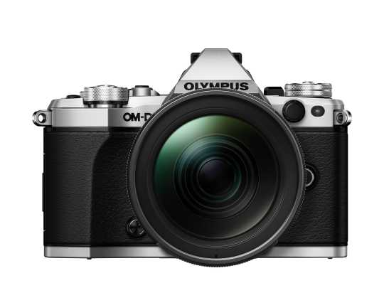 Olympus OM-D E-M5 Mark II Kit 12-40mm silber + 100€ Cashback