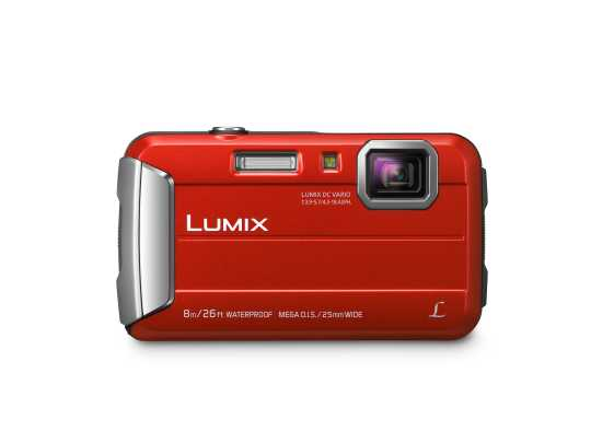 Panasonic Lumix DMC-FT30 rot