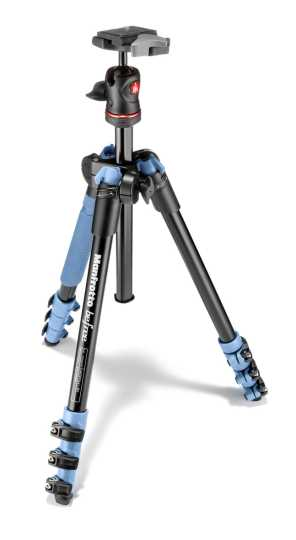 Manfrotto MKBFRA4L-BH blau