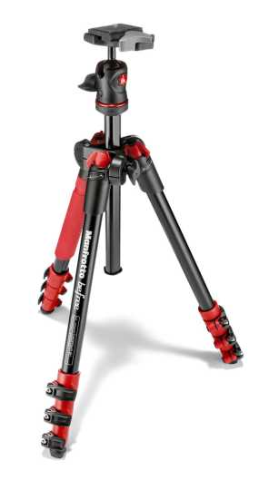 Manfrotto MKBFRA4R-BH rot