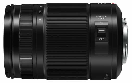 Panasonic Lumix G X Vario 35-100mm f2.8 Power OIS II