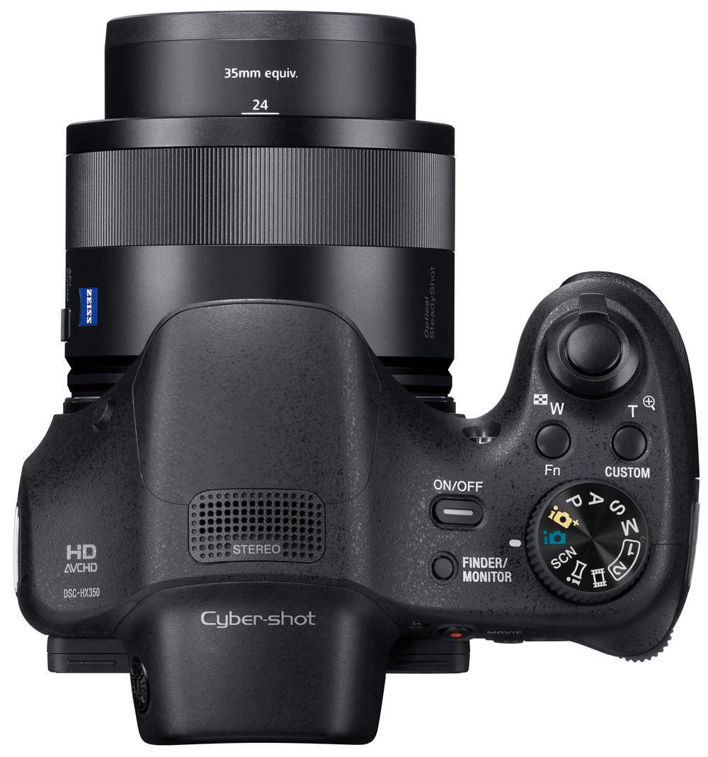 Sony CyberShot DSC-HX 350 | Foto Bantle