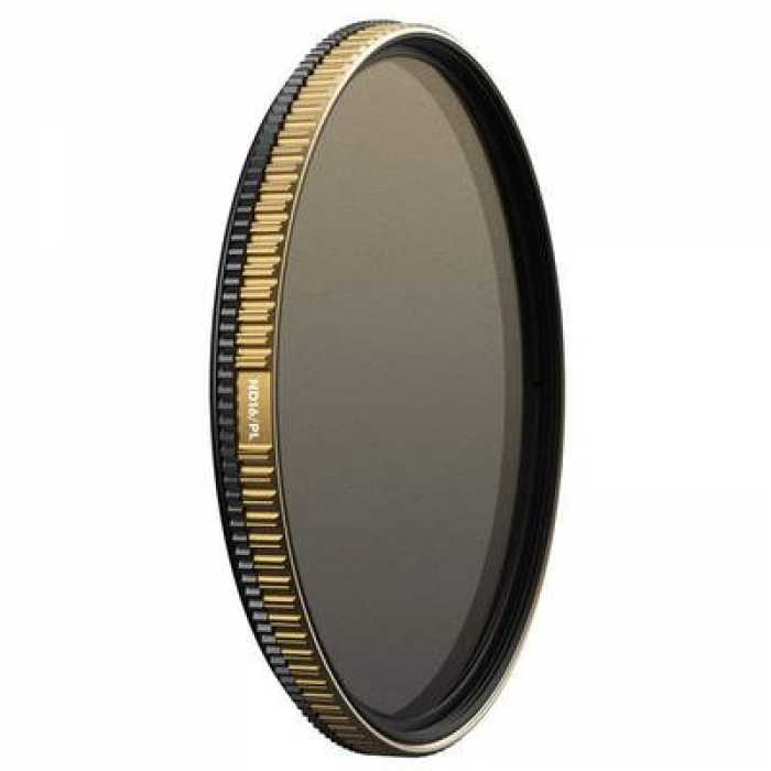 PolarPro QuartzLine ND16 PL Filter 82mm