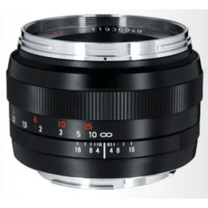 Zeiss Planar T* 50mm f/1.4 ZE Canon EF