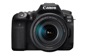 Canon EOS 90D Kit  EF-S 18-135mm f/3,5-5,6 IS USM  inkl. 64GB SanDisk extreme Pro 170MB
