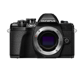 Olympus OM-D E-M10 Mark III Double Zoom Kit schwarz